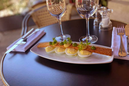 Restaurant Le 5 Bordeaux